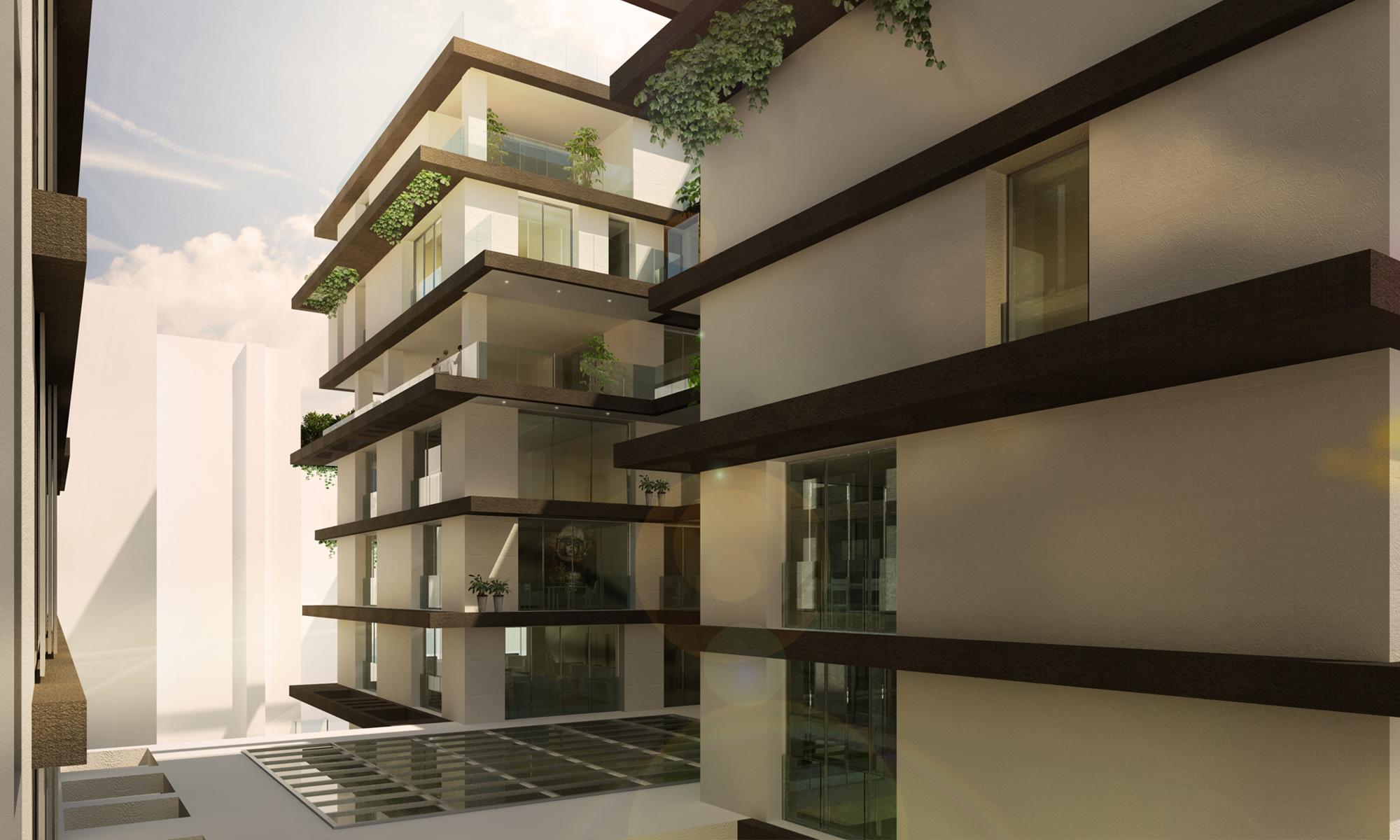 Architetto Alessia Becchi, Via Lamarmora, Milano, Binini Partners, Società di architettura e ingegneria, Reggio Emilia, Italia