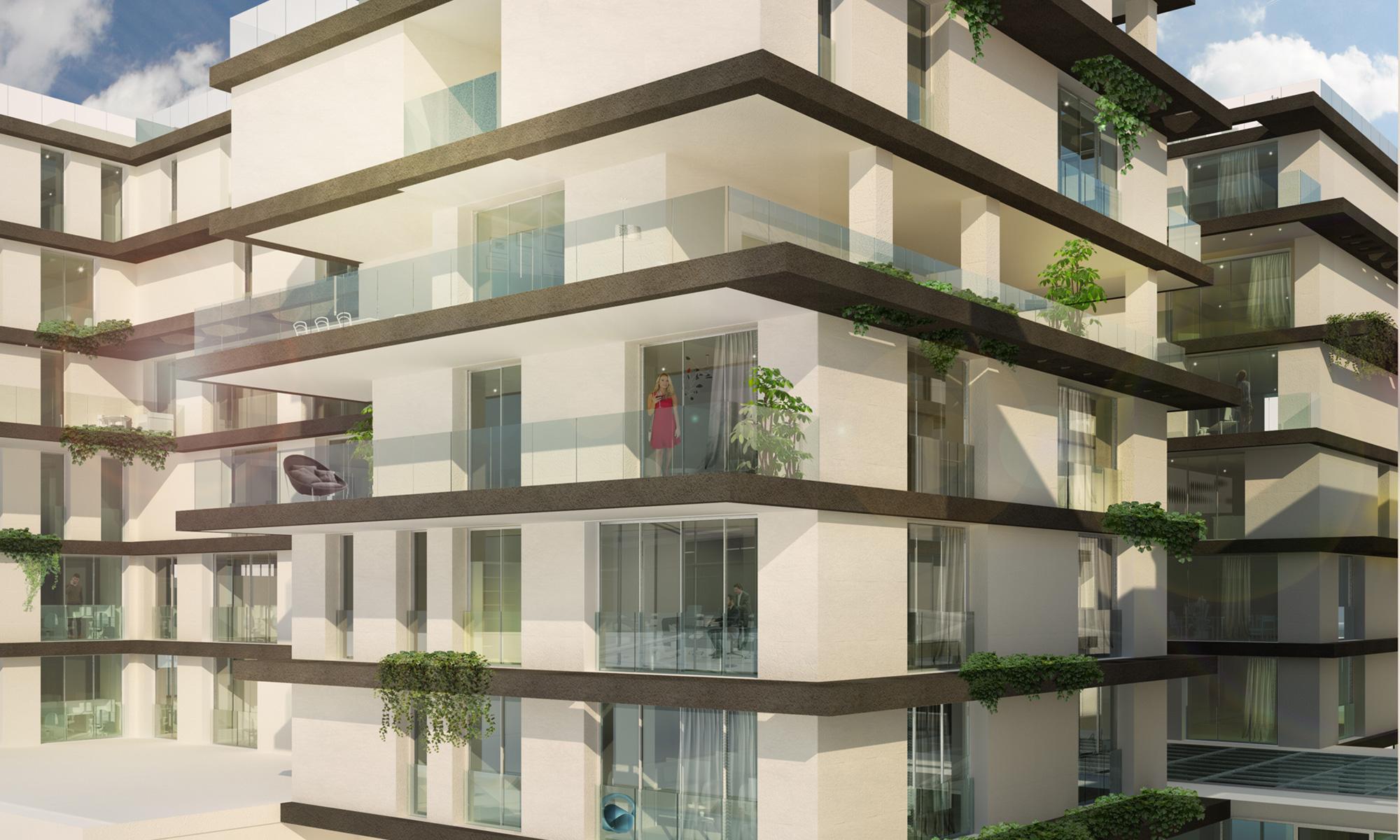 Ingegnere Ed Architetto Lucia Foroni, Via Lamarmora, Milano, Binini Partners, Società di architettura e ingegneria, Reggio Emilia, Italia
