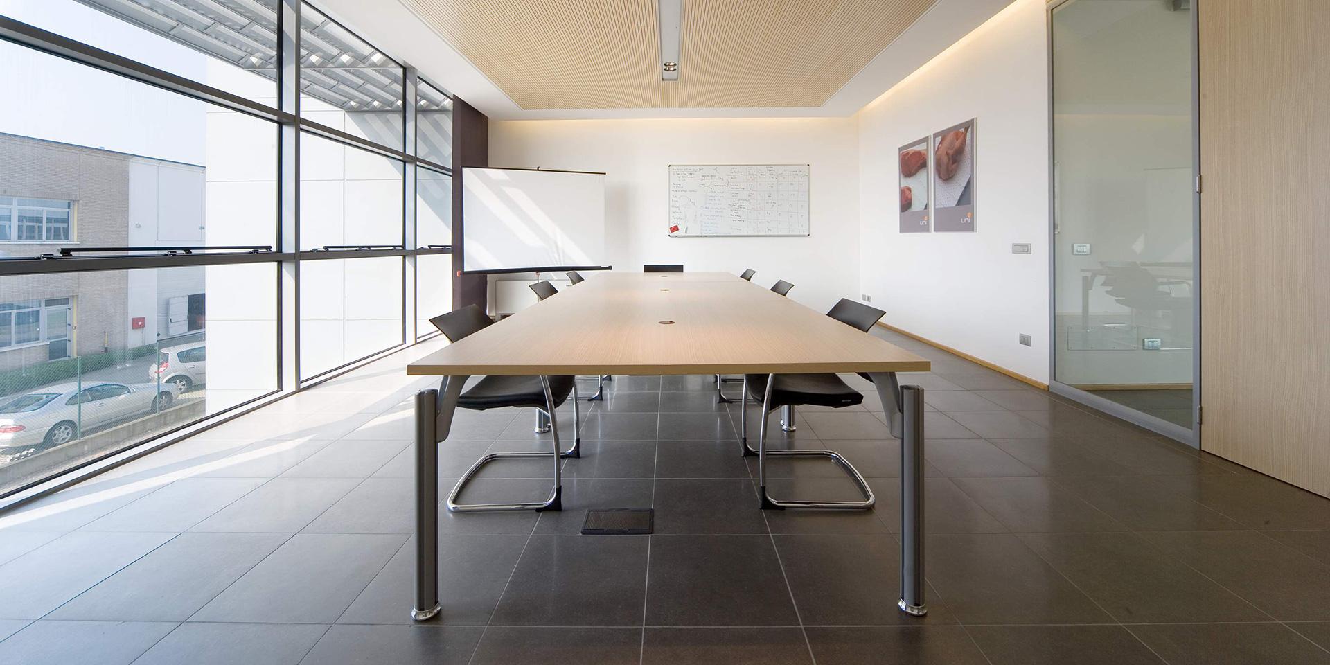 UNI-CHAINS Headquarters a Reggio Emilia, Binini Partners, Società di architettura e ingegneria