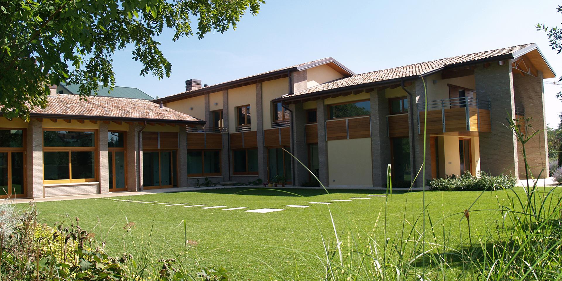 Villa privata a Bibbiano, Binini Partners, Società di architettura e ingegneria