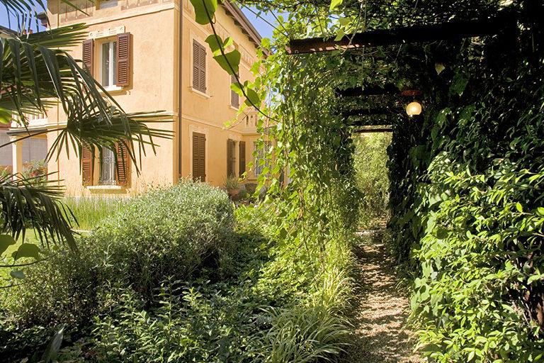 Villino liberty a Reggio Emilia, Binini Partners, Società di architettura e ingegneria