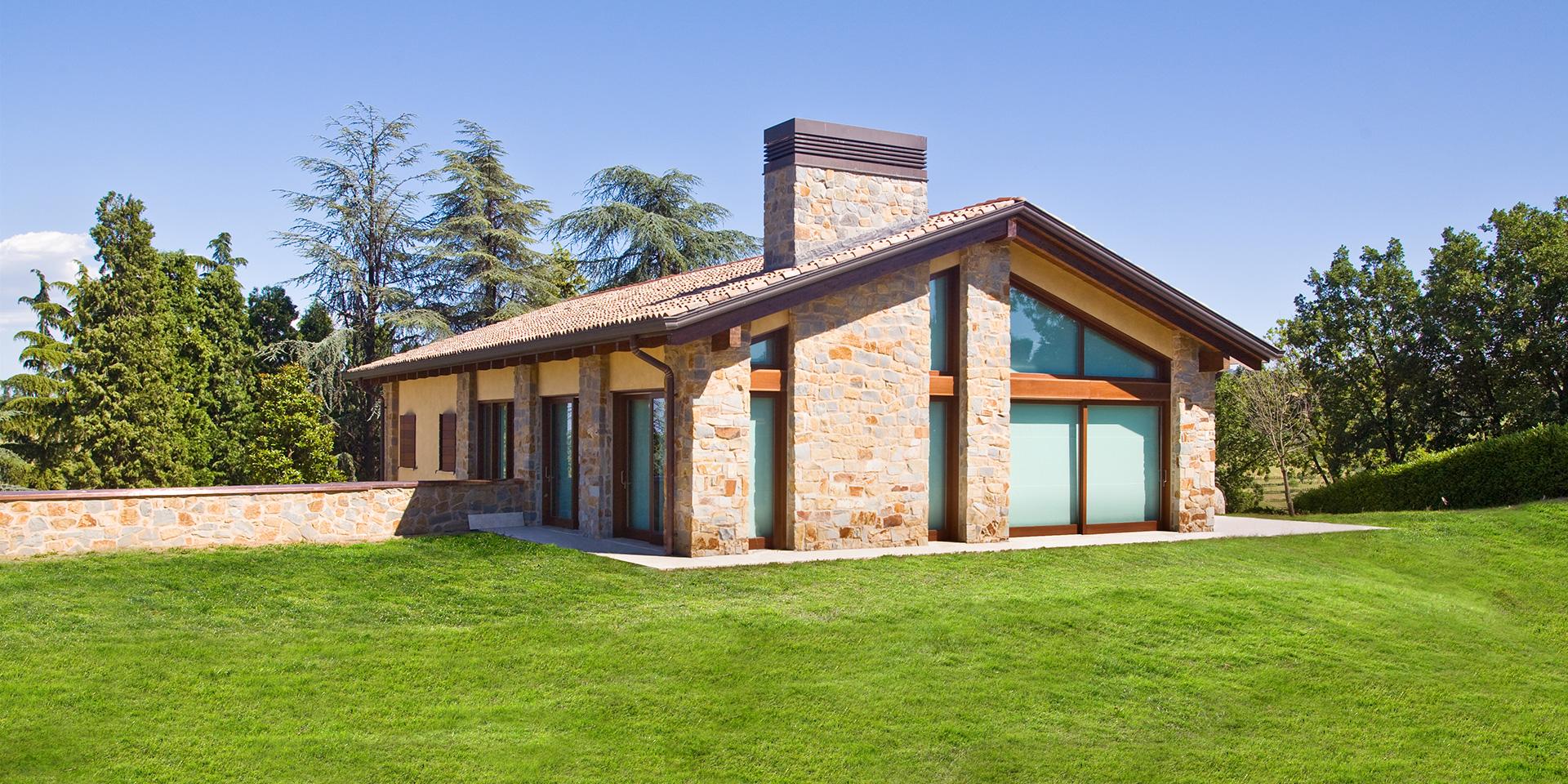 Villa privata a Montecavolo, Binini Partners, Società di architettura e ingegneria