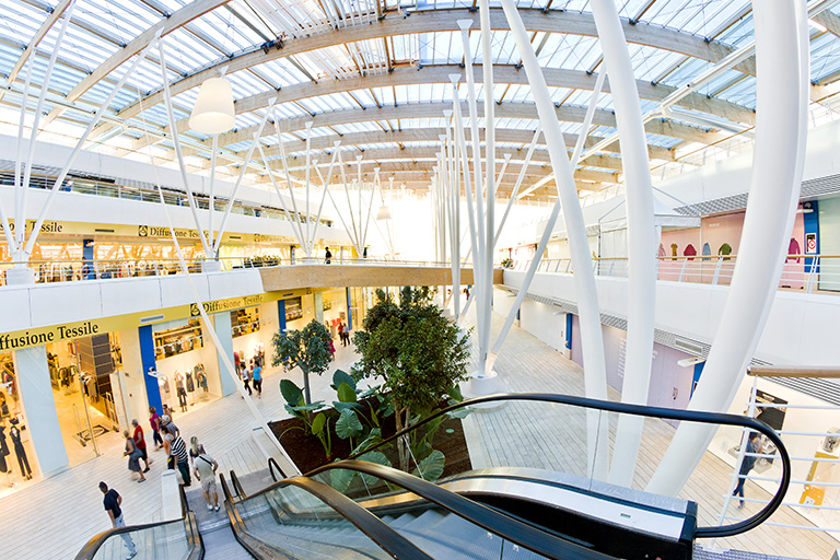 Outlet Diffusione Tessile a Melilli – Siracusa, Binini Partners, Società di architettura e ingegneria