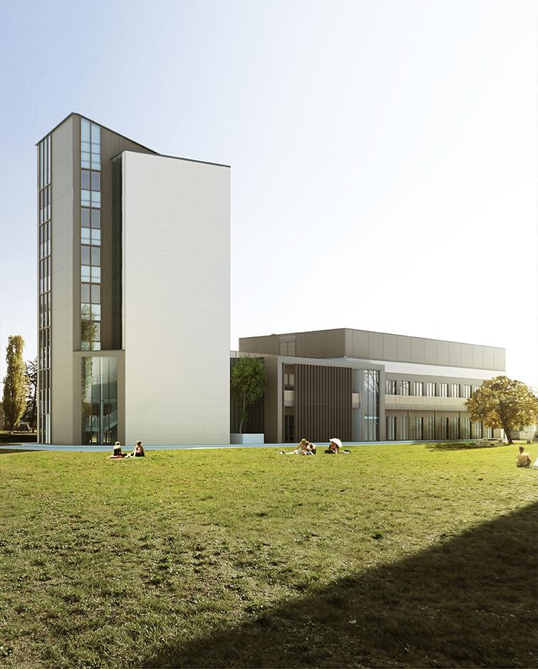 Foodlab a Parma, Binini Partners, Società di architettura e ingegneria