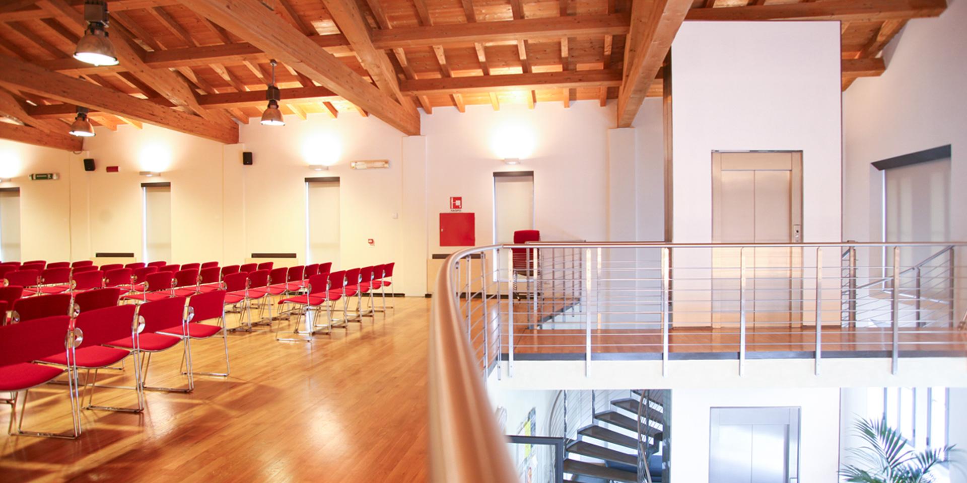 Teatro di Canossa, Binini Partners, Società di architettura e ingegneria