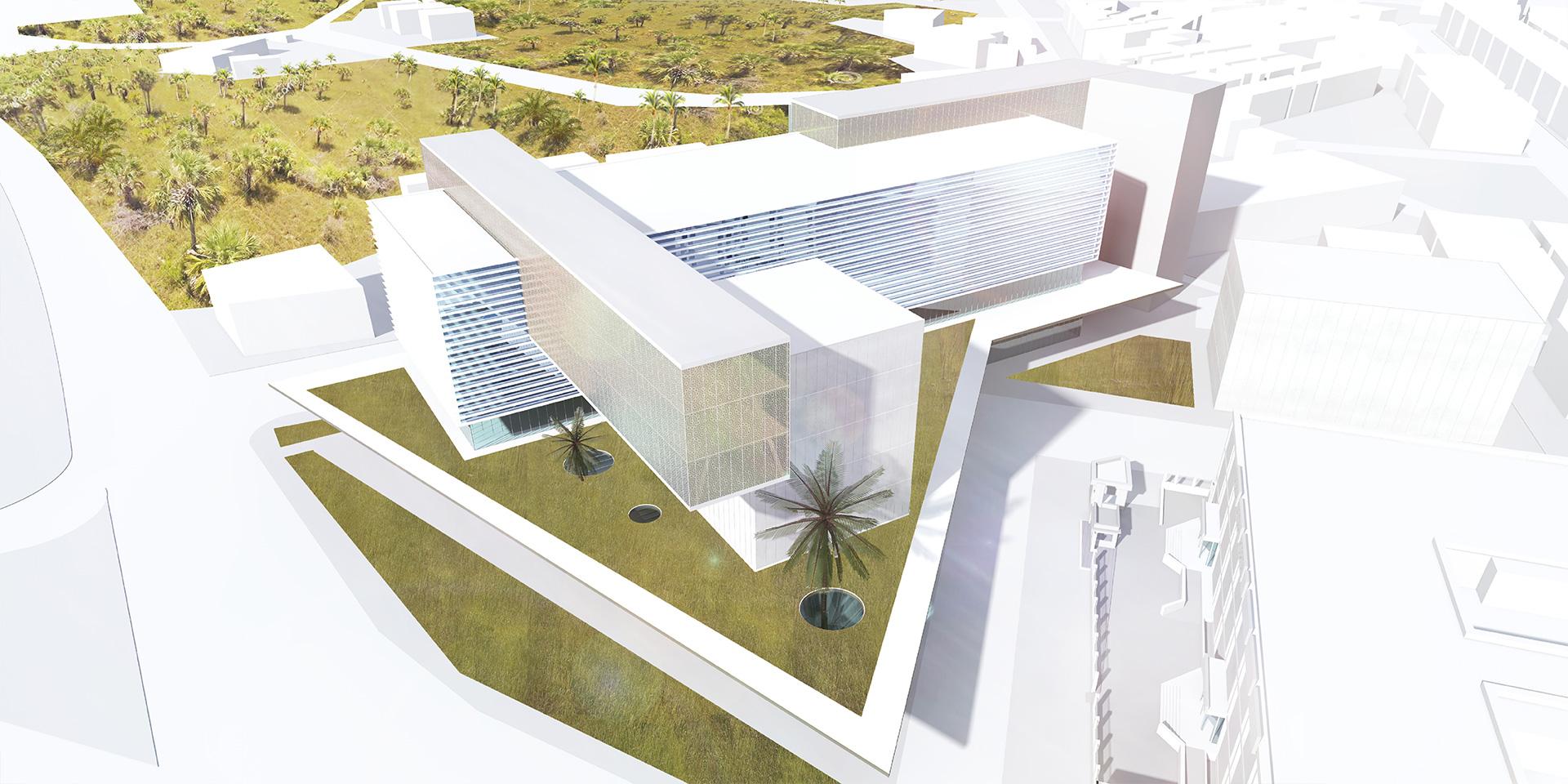 Heart Oncology Institute Medina, Arabia Saudita, Binini Partners, Società di architettura e ingegneria