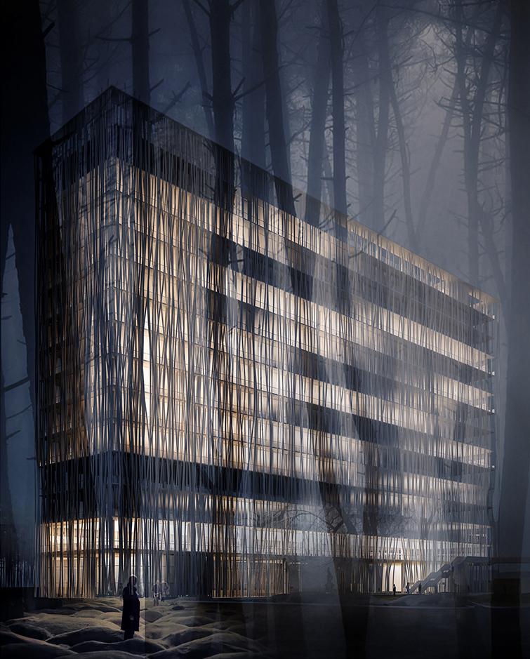 Human Technopole, Binini Partners, Società di architettura e ingegneria