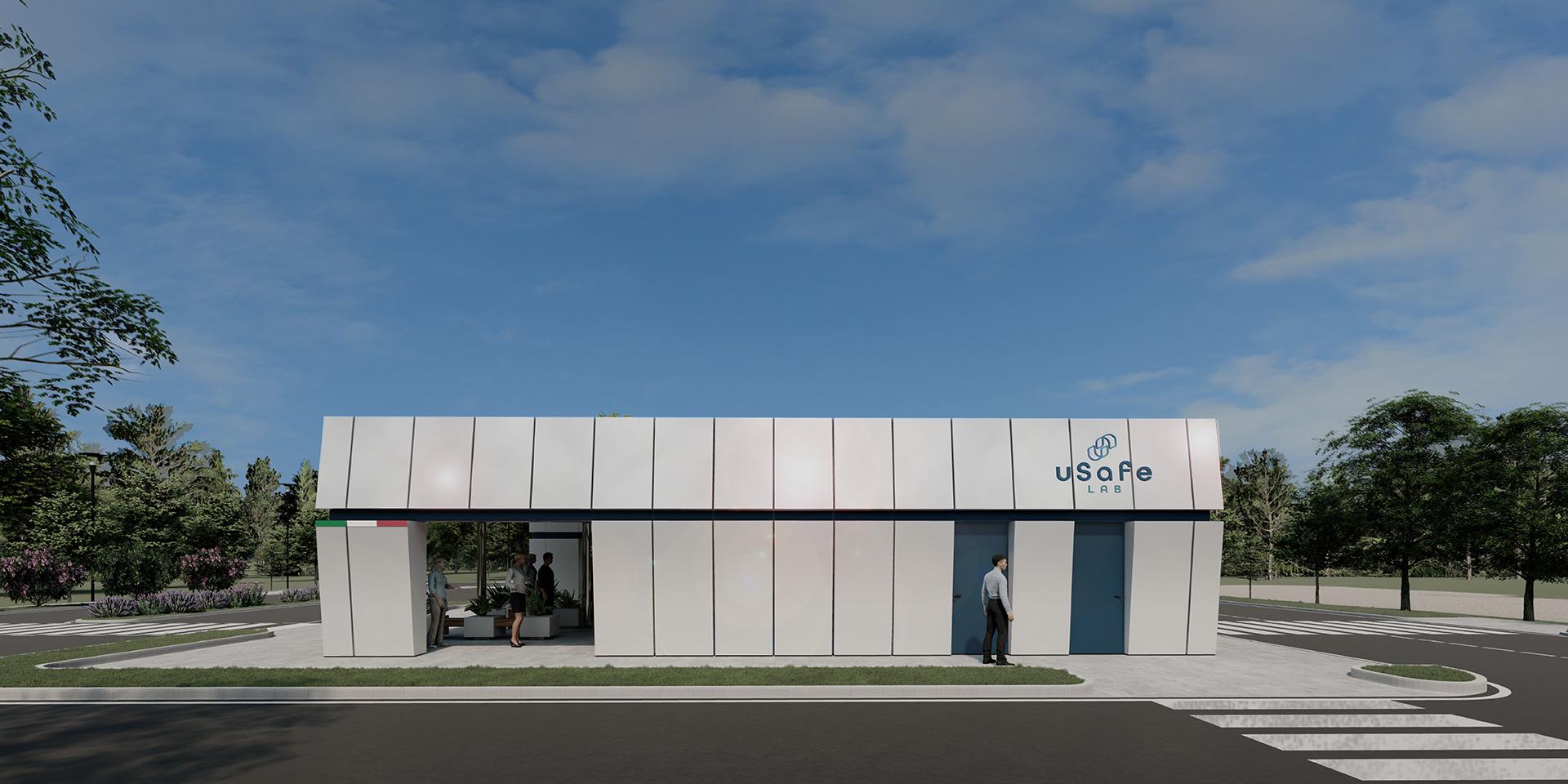 uSafe Lab, Binini Partners, Società di architettura e ingegneria