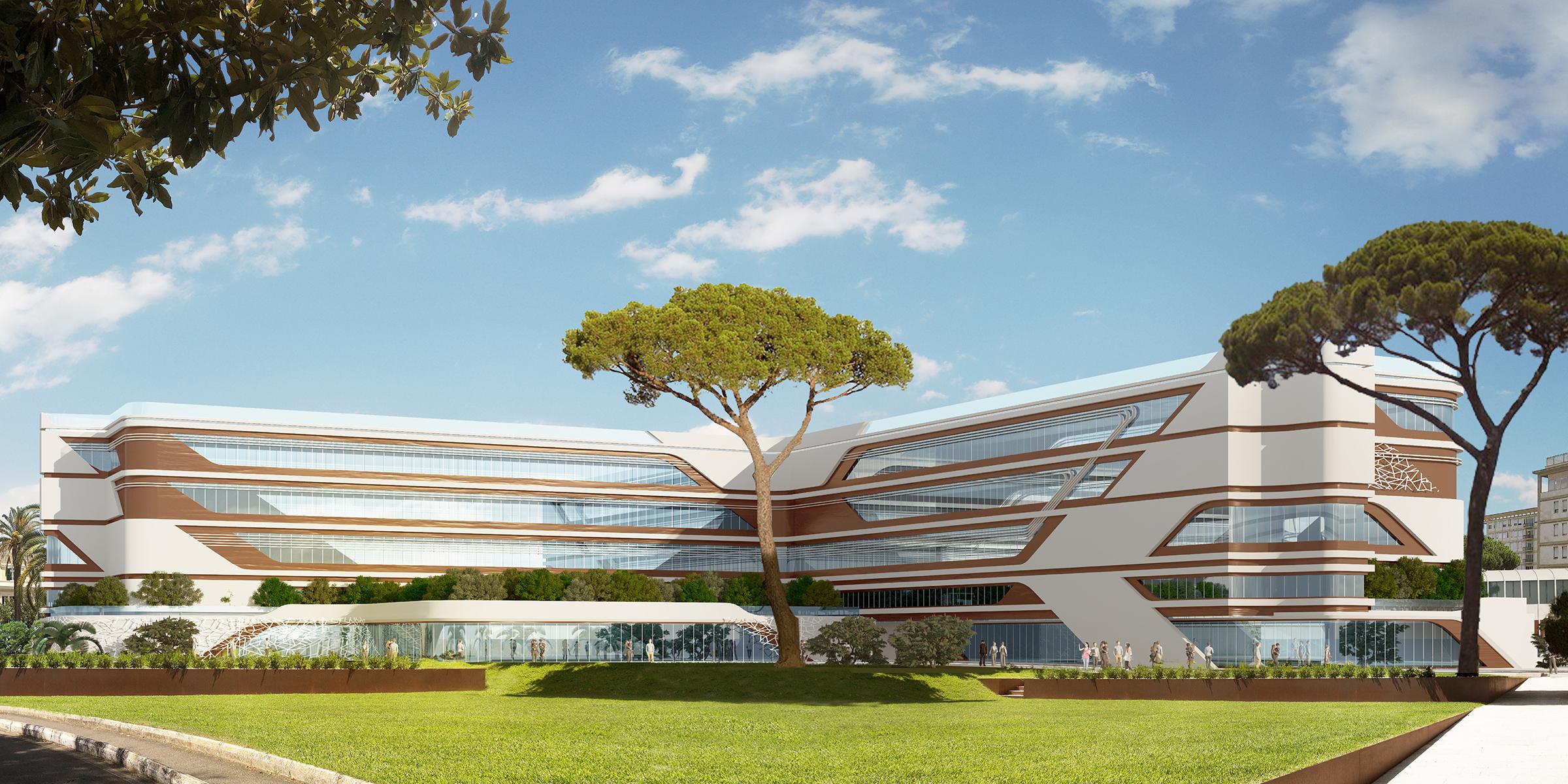 Architetto Callegari Giulia, Binini Partners, Società di architettura e ingegneria, Reggio Emilia, Italia
